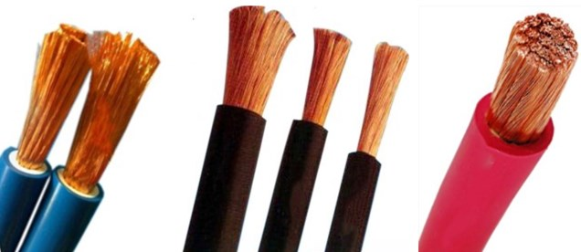 high quality and low price 1 awg welding cable for sale