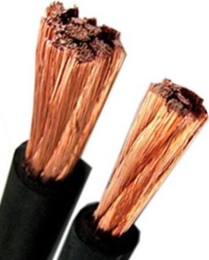 Huadong low price 16mm2 welding cable