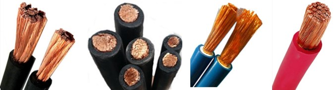 High quality and cheap 2 0 awg welding cable for sale