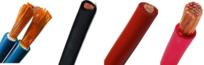 8 gauge welding cable for sale