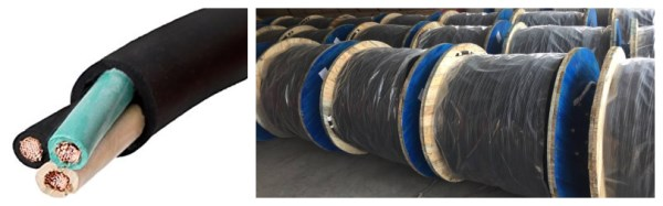 wholesale cheap cabtyre cable from China Huadong