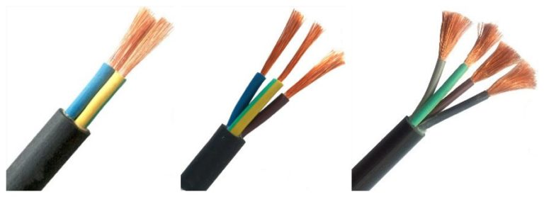 h05rn f cable free samples