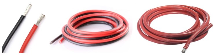 High quality and low price silicone cable for sale