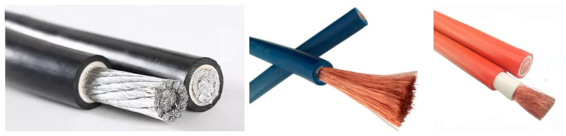 hot-sale copper and aluminum welding cable from Huadong