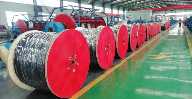 TRD-RTS and TRD flexible cable manufacturer