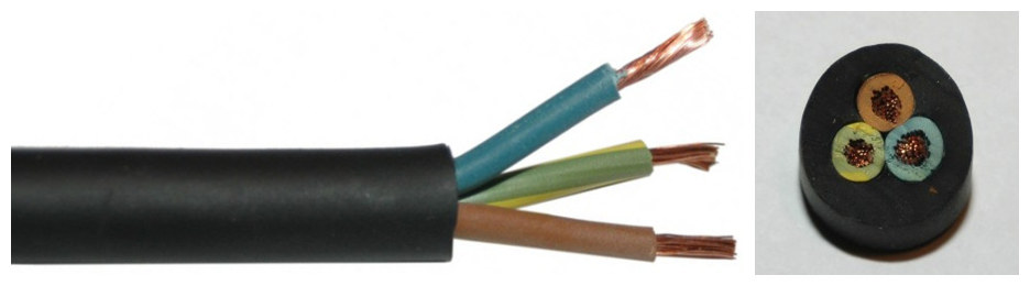 get whosale ho7rnf 3g2.5 cable price