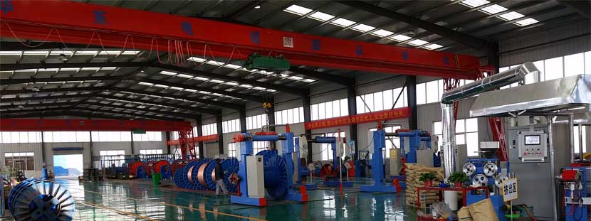 Huadong NSHTOU Drum Reeling Cable factory