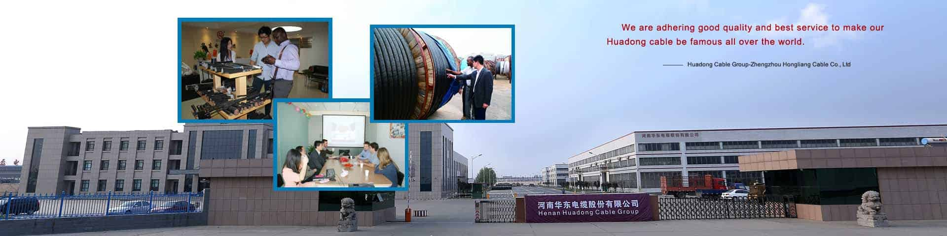 professional welding cable supplier from China