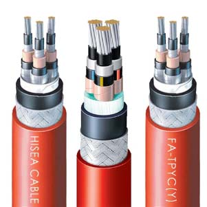 all size shipboard marine cable supplier