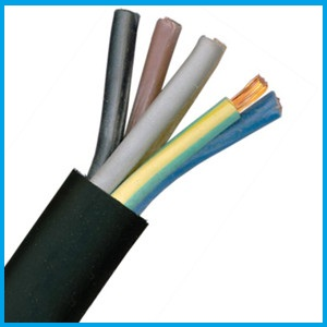 price for multicore cabtyre cable sizes