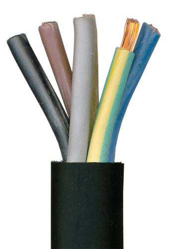 5 Core 35mm² h07rn-f cable price