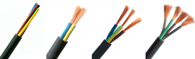 YCW type EPR h07rn-f 3x35mm cable price list