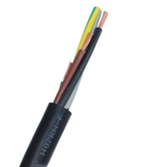 heavy duty rubber flexible power cable h07rn f 5g16 mm price